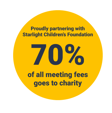 Startlight Foundation Meeting for Good