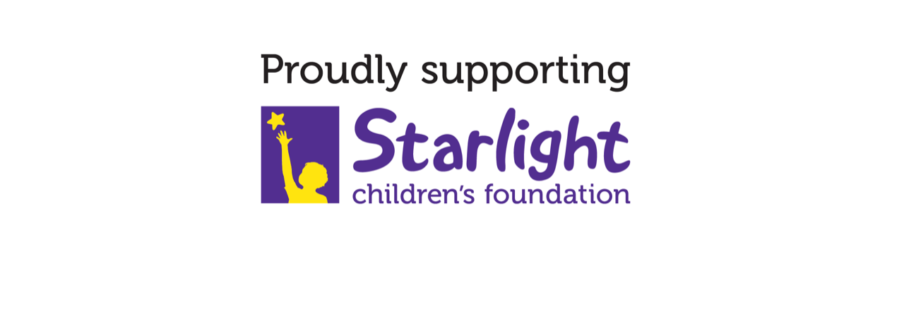 Starlight Children's Foundation meetmagic Logo
