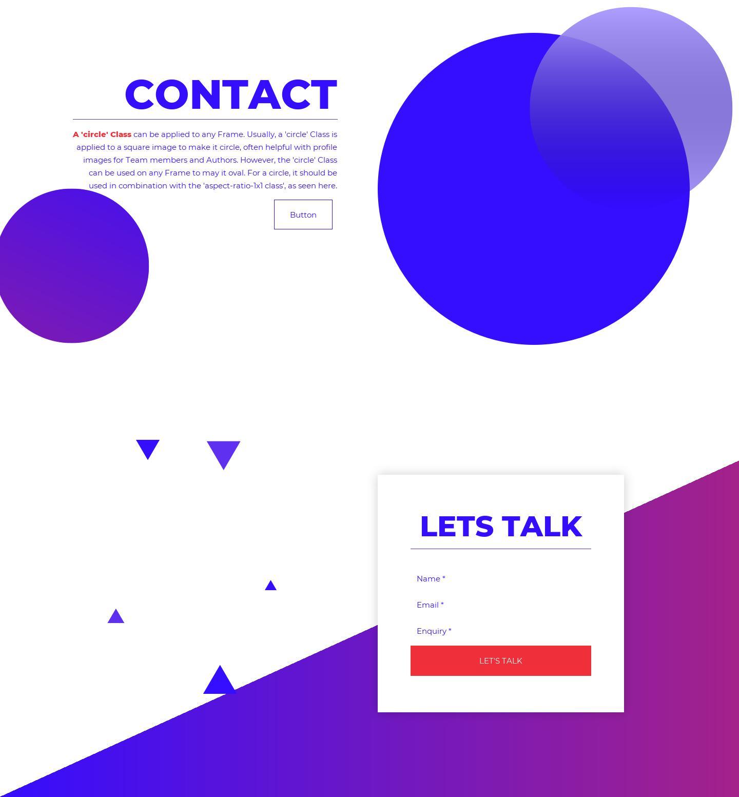 Vibration Contact Us