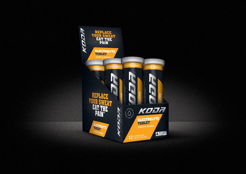 Koda 6 Pack Orange