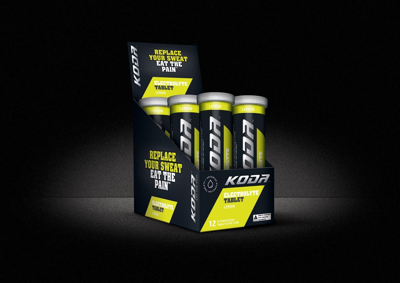 Koda 6 Pack Lemon