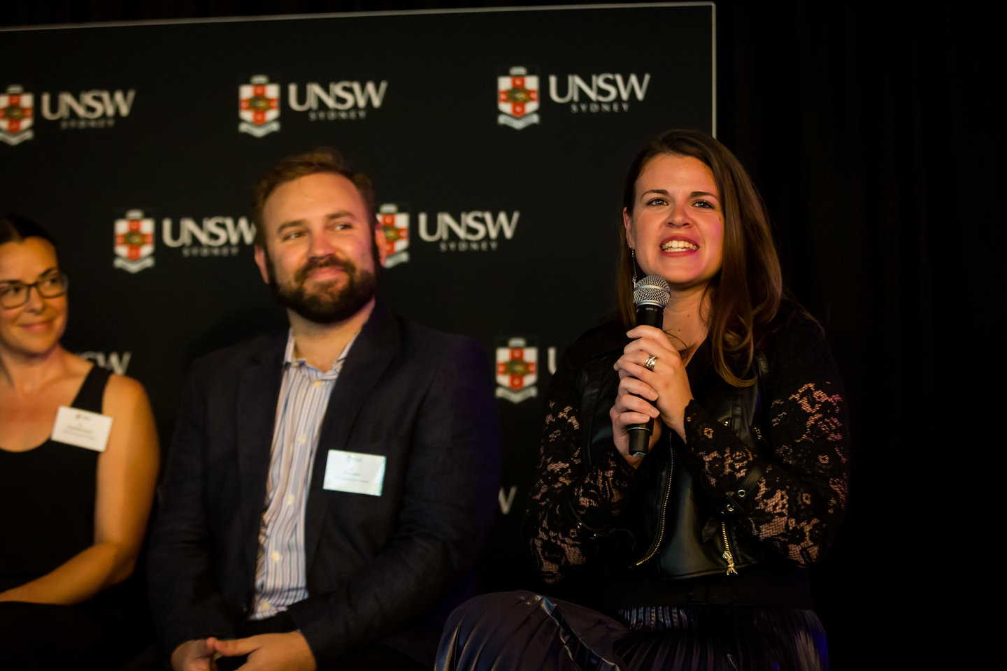 Lauren speaks at UNSW Future in Science Festival