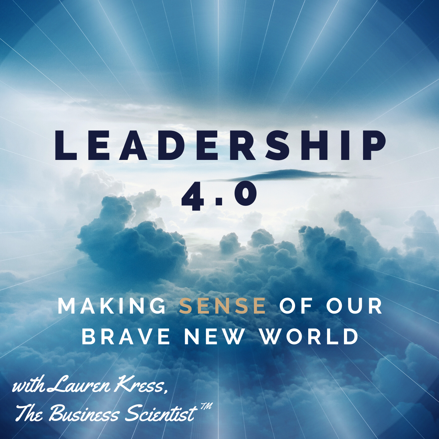 Leadership 4.0 Podcast thumnabil