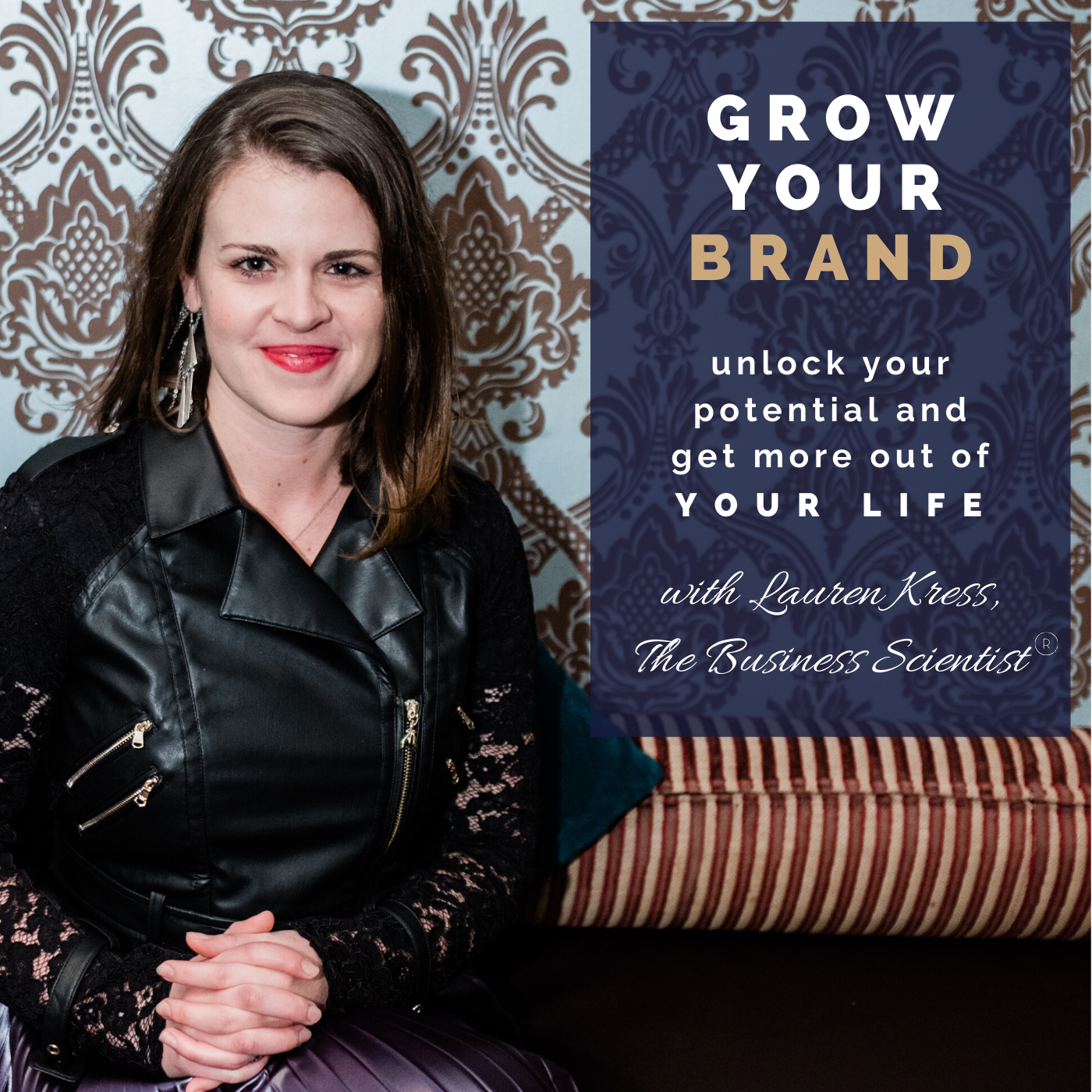 Grow Your Brand Podcast thumbnail