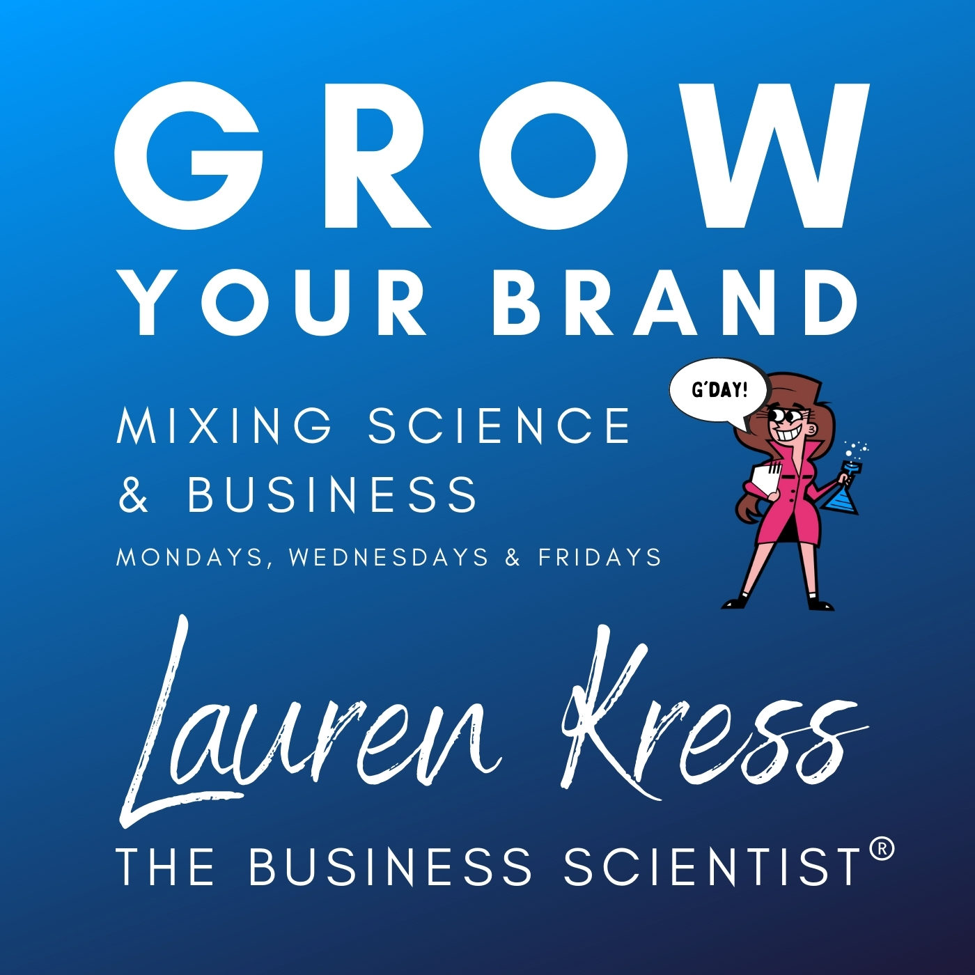 Mixing Science & Business so you can learn as you grow