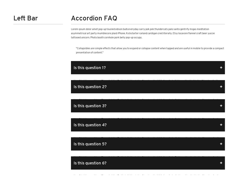 Charly Help & FAQ