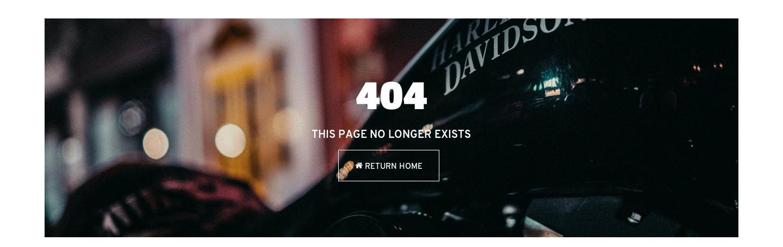 Effie 404 Page
