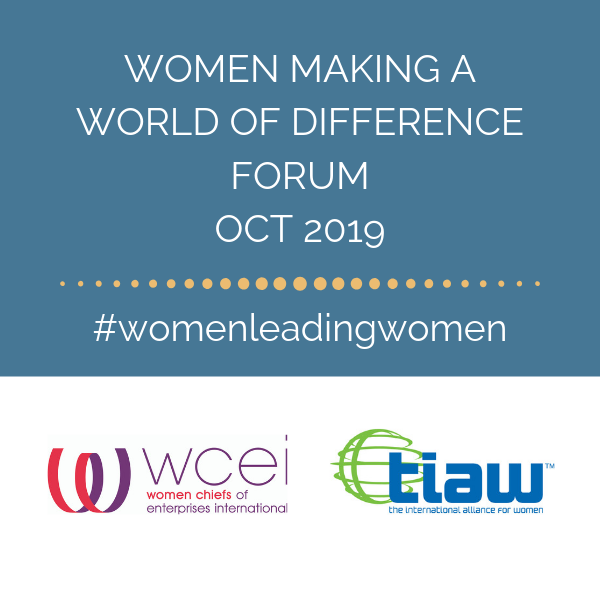 Women Making a World of Difference