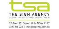 The Sign Agency Logo