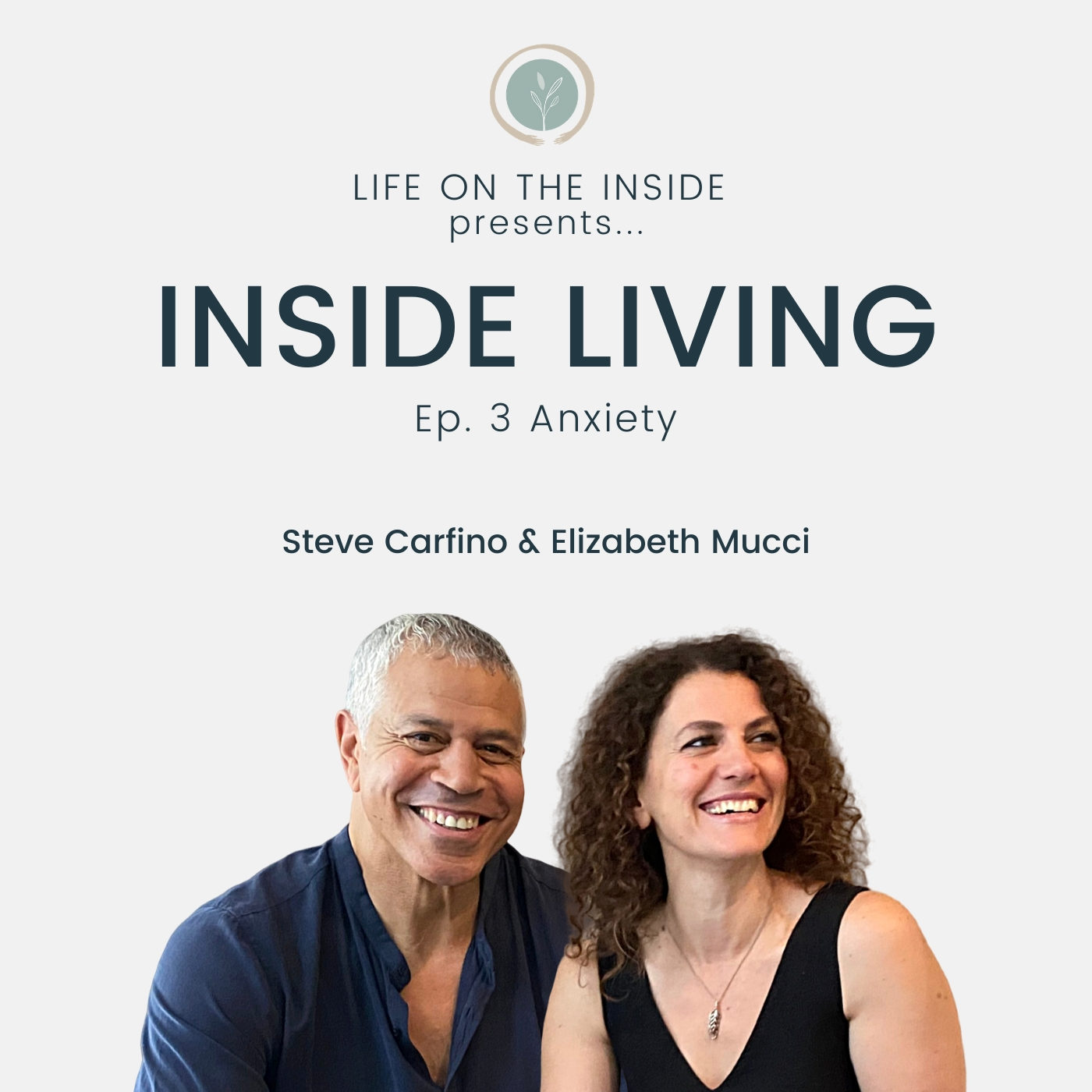 Inside Living with Elizabeth Mucci and Steve Carfino