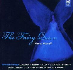 The Fairy Queen CD Cover