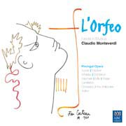 Orfeo CD Cover