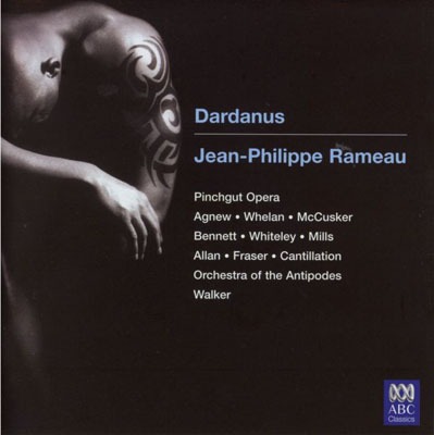 Dardanus CD Cover