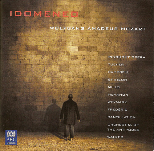 Idomeneo CD Cover