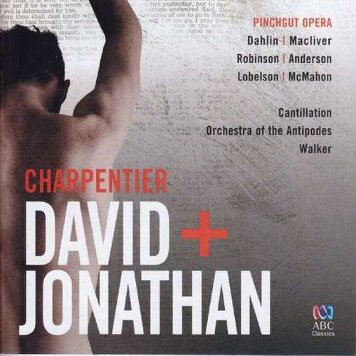 David & Jonathan CD Cover