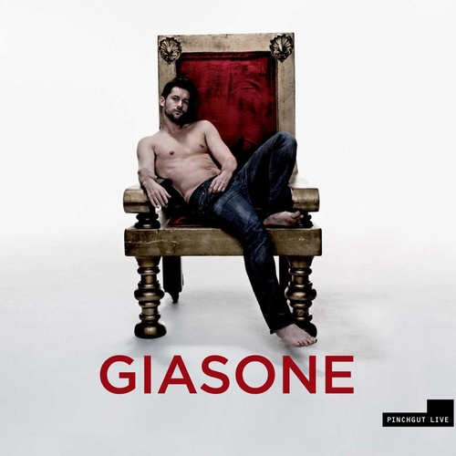 Giasone CD Cover