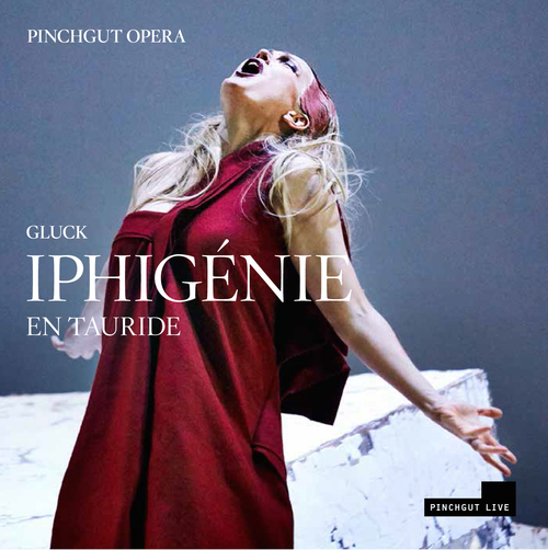 Iphigénie en Tauride CD Cover