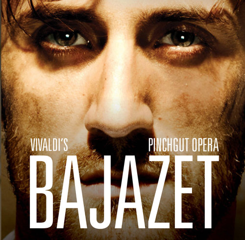 Bajazet CD Cover