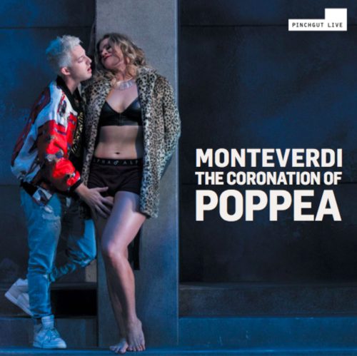 The Coronation of Poppea CD Cover