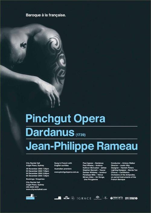Dardanus Poster