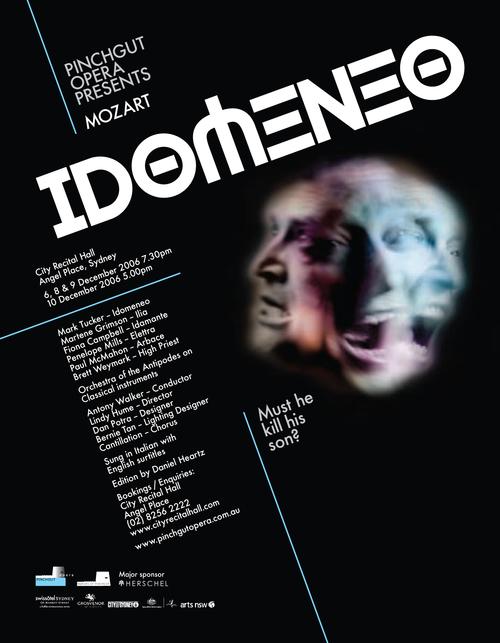 Idomeneo Poster