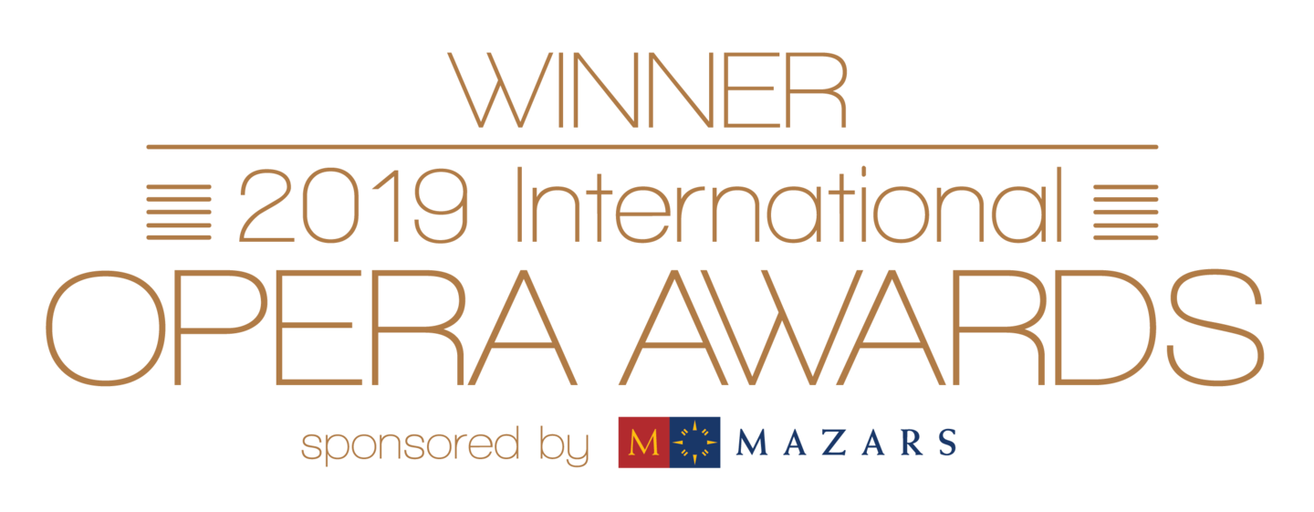 International Opera Award Winner Logo