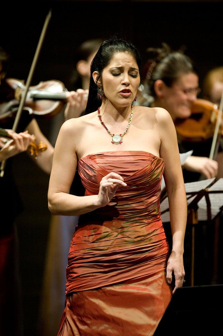 Vivica Genaux in Concert