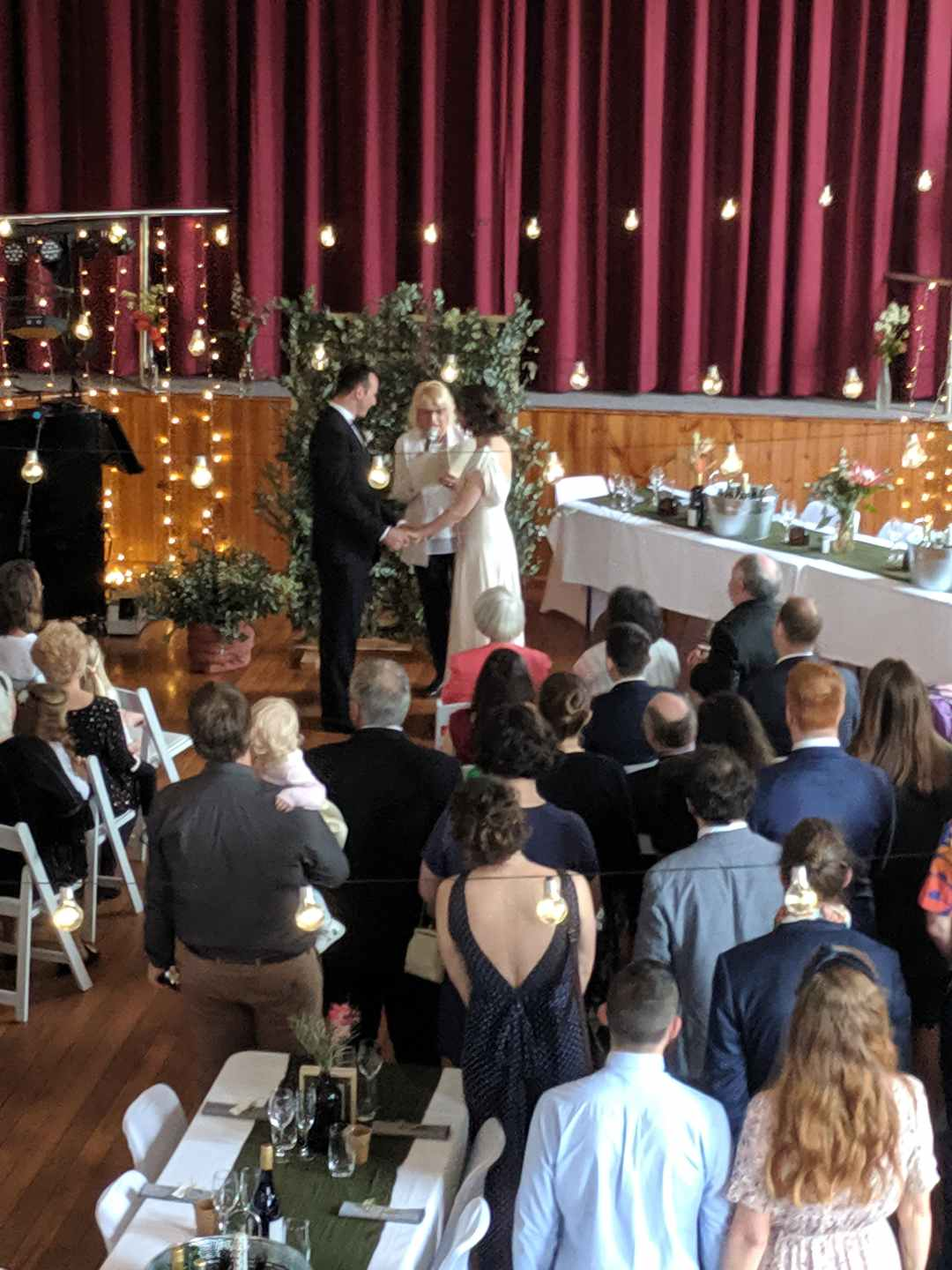 Geir & Jess Wedding Ceremony
