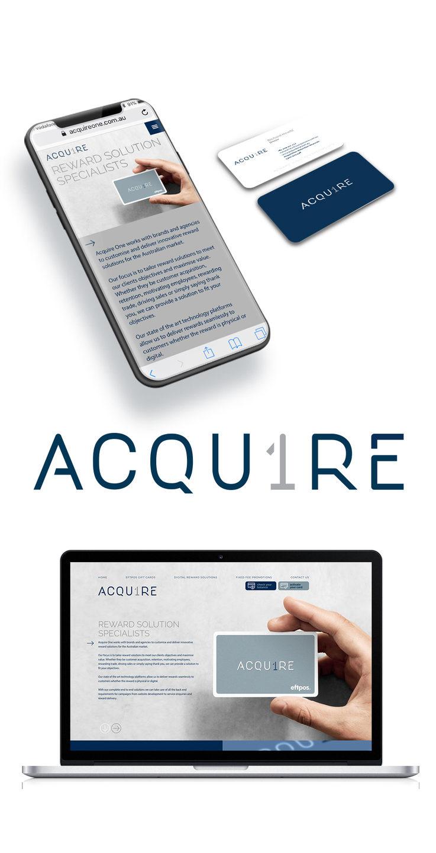 Branding - Acquire One