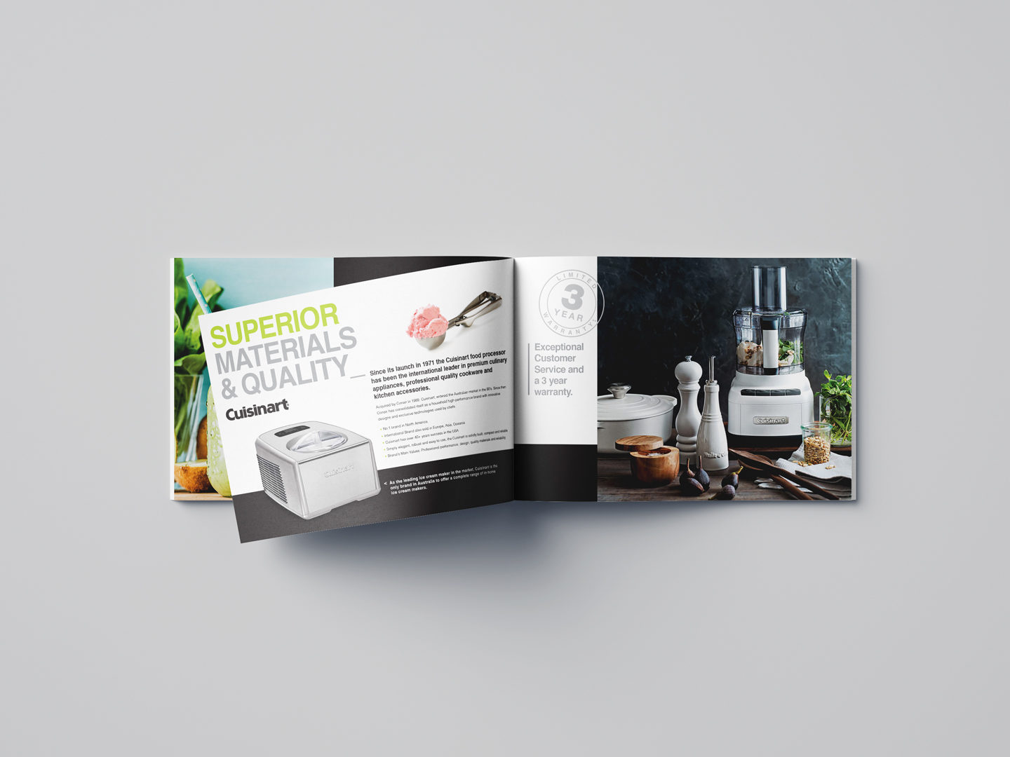 Cuisinart Trade Brochure inside