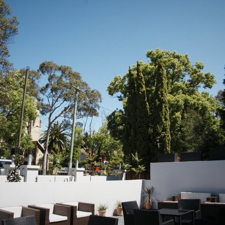 Front Courtyard 1