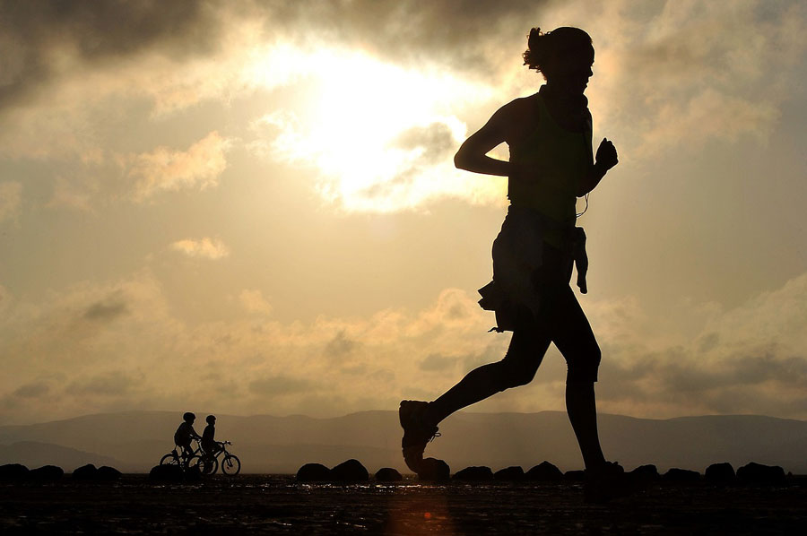 Keep Fit for a Healthy Career