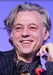Sir Bob Geldof KBE
