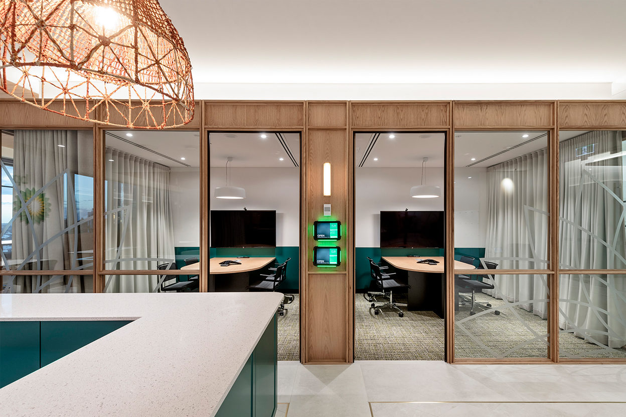 BP Office Fitout