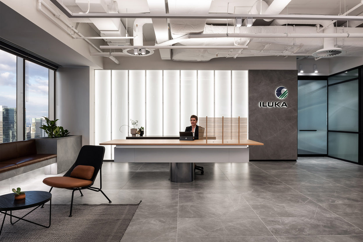 Iluka Office Fitout Perth