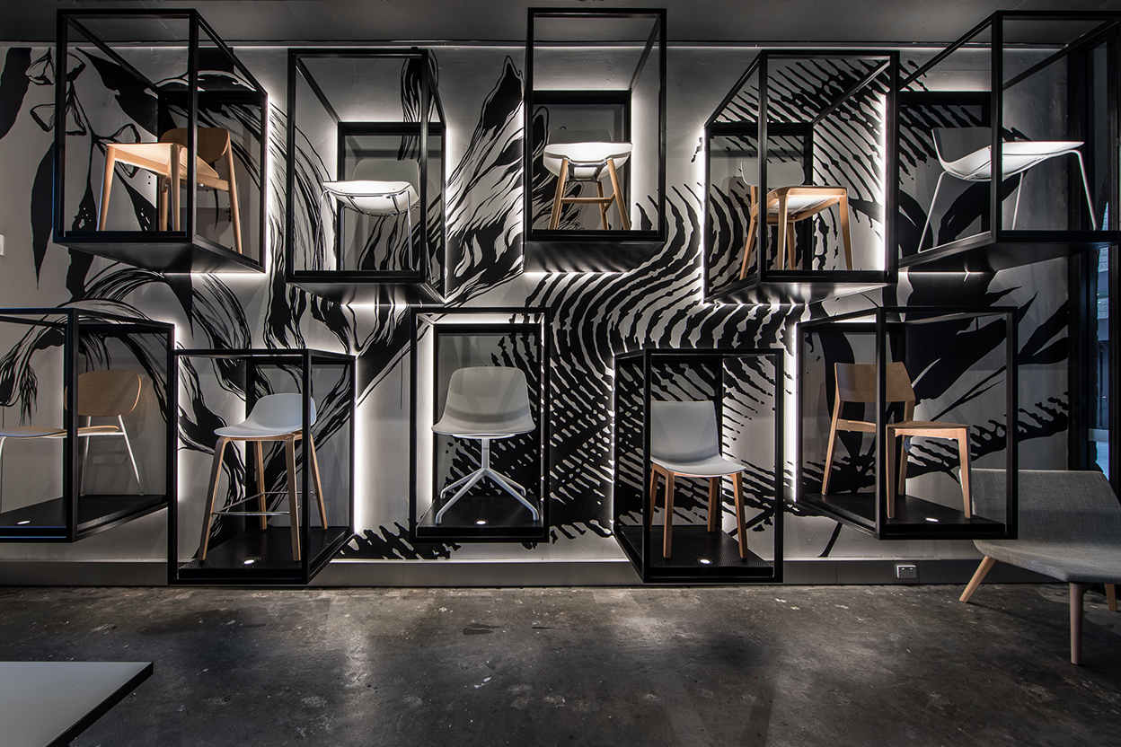 Burgtec Showroom - Perth