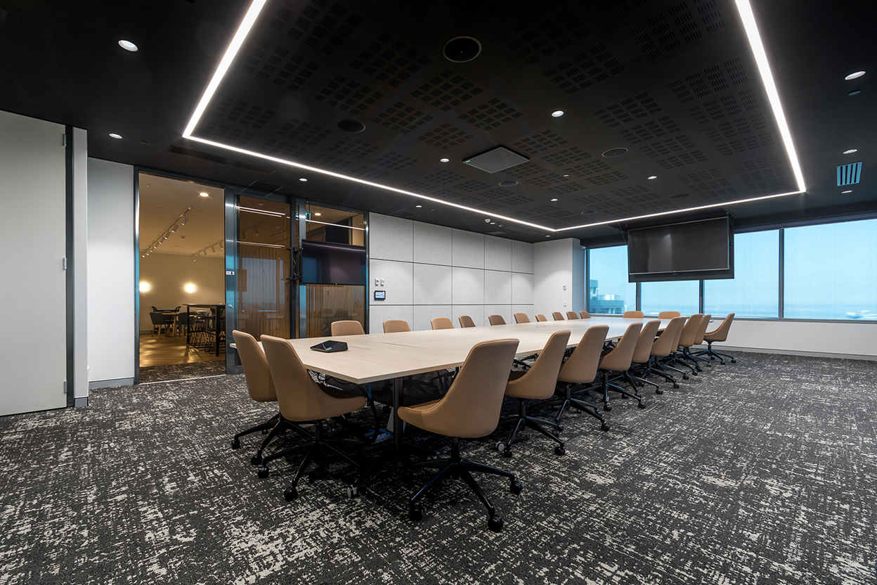 Worley Fitout - Perth
