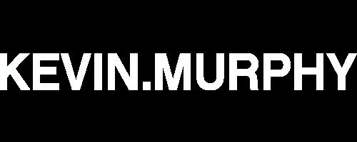 kevin murphy logo white
