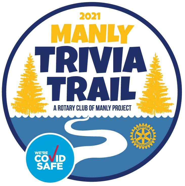 Manly Trivia Trail Logo