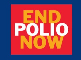 End Polio Now Logo