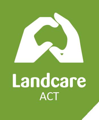 Landcare Australian Capital Territory Logo
