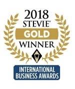 Stevie 2018 Gold