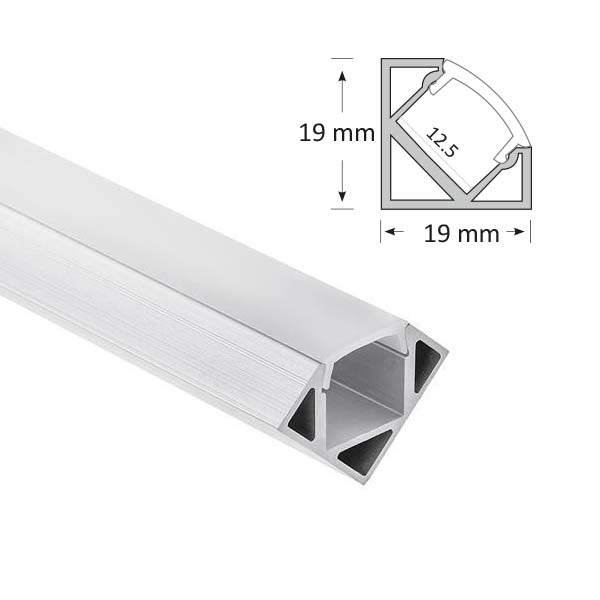 Corner Extrusion with Slim Diffuser, 007