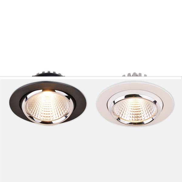beautiful LED downlights for luxury homes