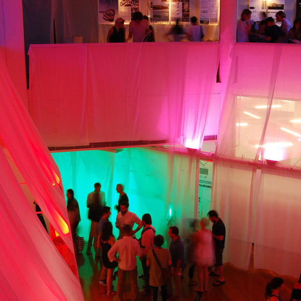 BoscoLighting supports AURA - 2014 Architecture Graduate Expo Sydney Uni