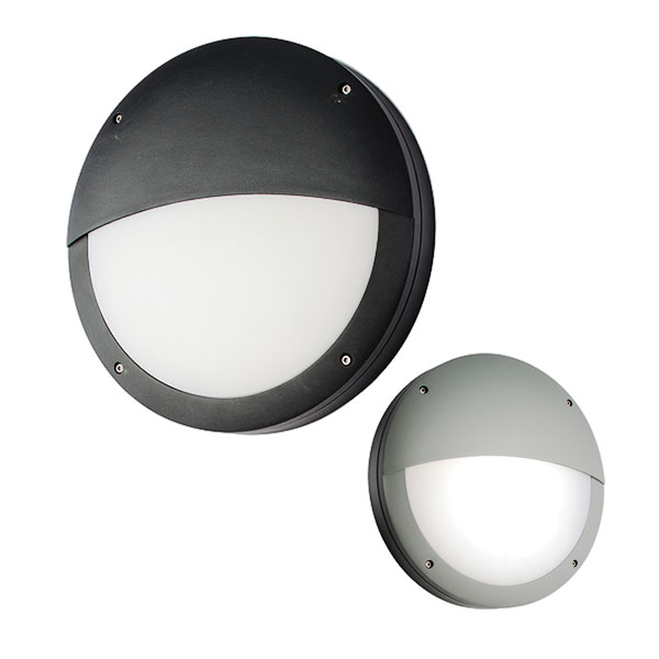 GKP09 Eyelid Outdoor Light, 20W