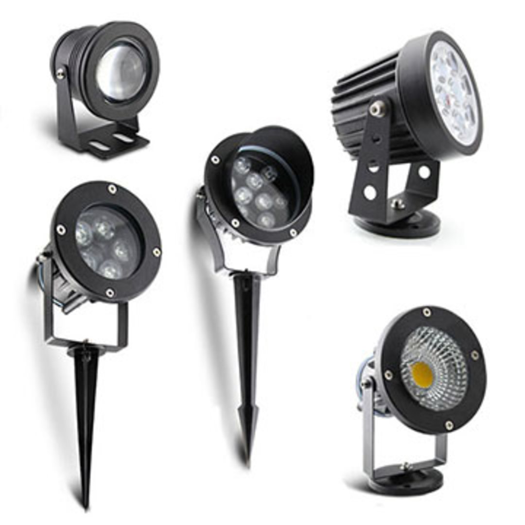 BoscoLighting New Garden Spotlights