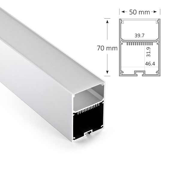 LED Suspended Extrusion, 052