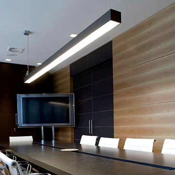 commercial pendant light