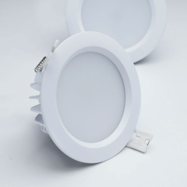 Bathroom waterproof downlights